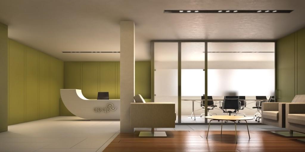 Tres ambientes para una oficina - Sans arquitectes ...