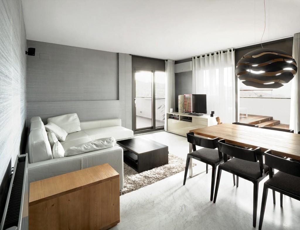 Tico en barcelona de cm2 disseny por for Interiorismo salones