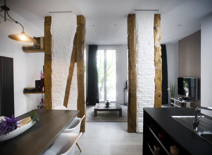 Como reformar un piso antiguo y transformarlo en moderno for Como remodelar una casa vieja con poco dinero
